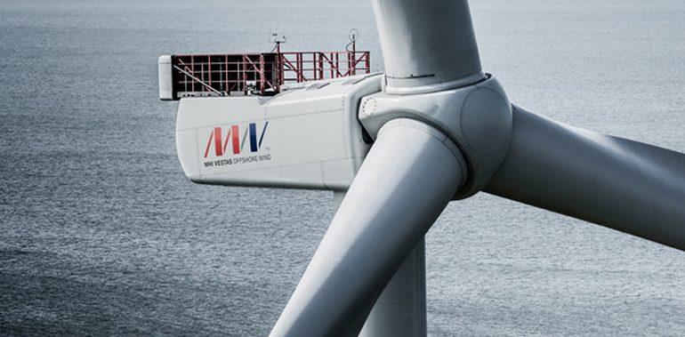 MHI Vestas V164 turbine