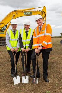 Triton Knoll officially starts onshore construction