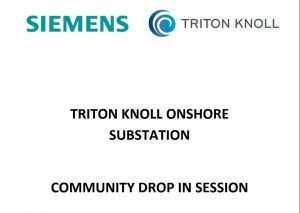 SAVE THE DATE: Onshore Substation Drop-in Session