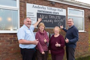 Community Fund Unveils £115,000 Wind Fall for Local Projects