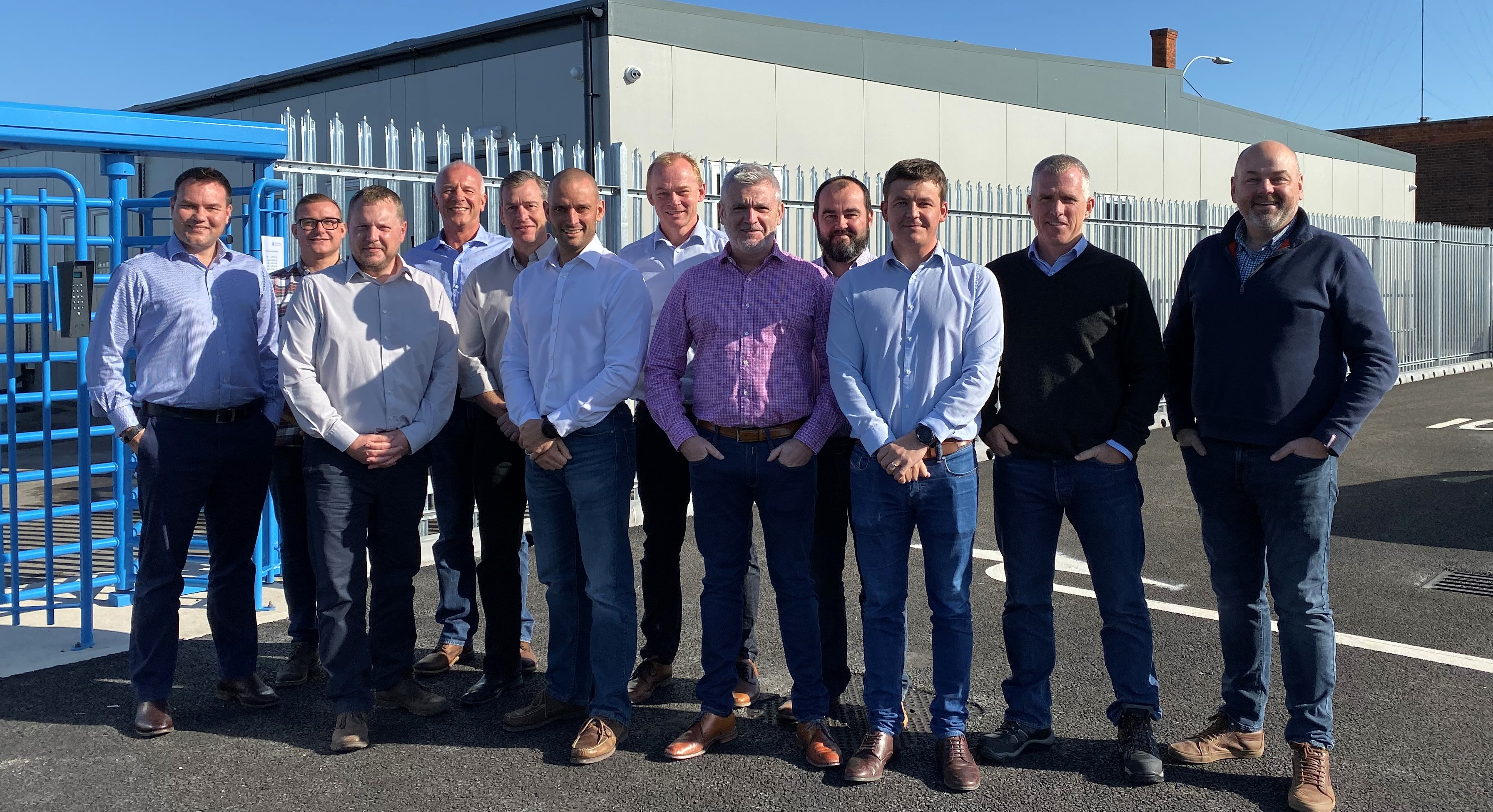 Offshore team is first into Grimsby as local recruitment continues