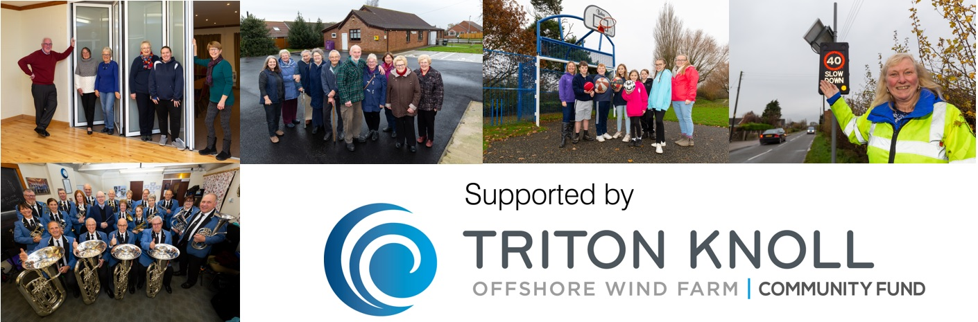 Community projects share £102,000 January windfall from Triton Knoll