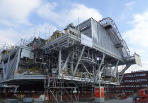 Offshore Substation Platforms Gallery